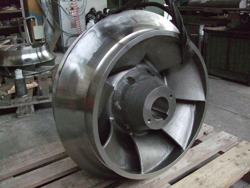GAI Costruzioni Meccaniche Girante non OEM per pompa Verticale RIVA